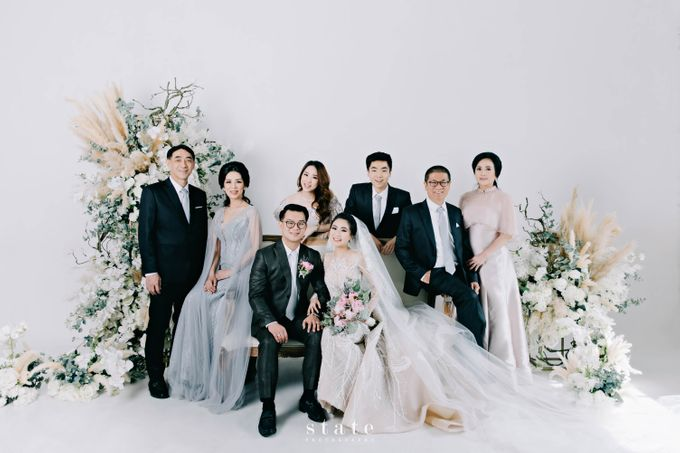 Wedding - Gerry & Claudia by State Photography - 046