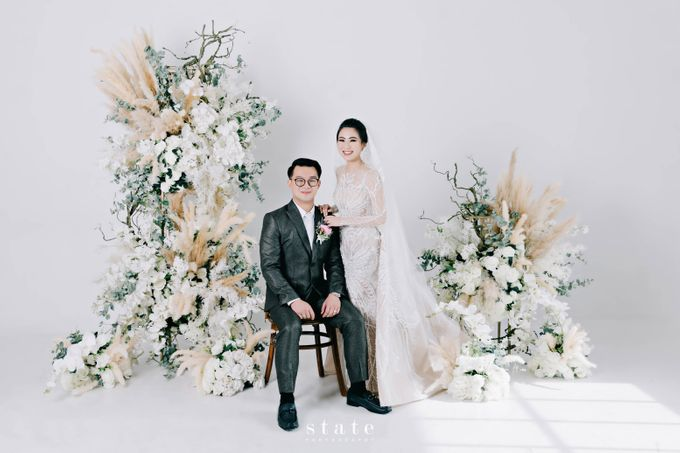 Wedding - Gerry & Claudia by State Photography - 044