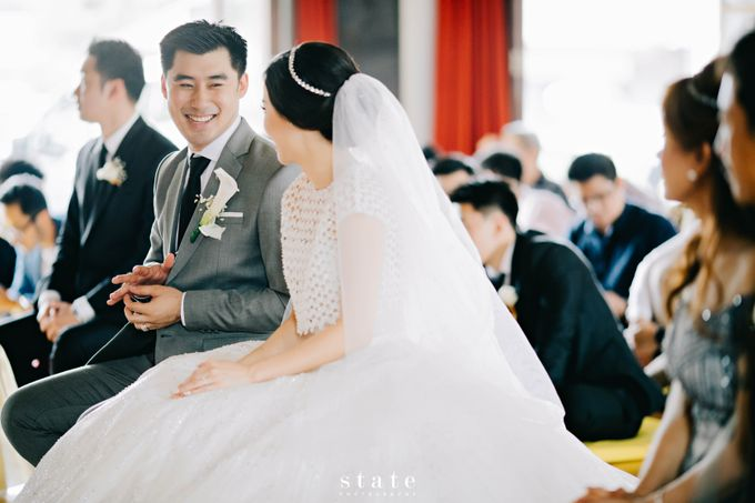 Wedding - Franky & Vinone Part 02 by State Photography - 014