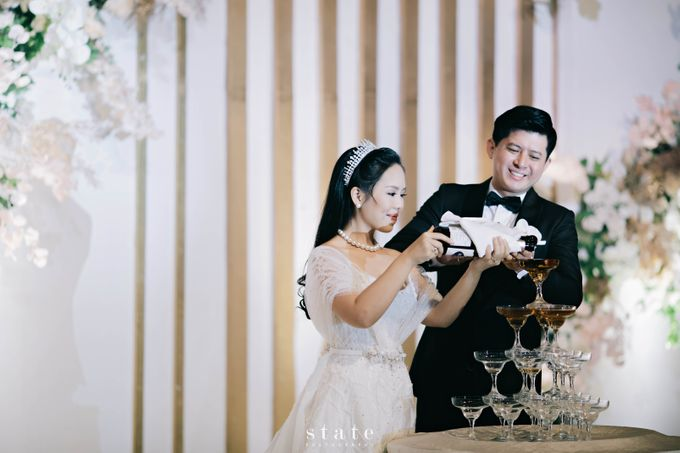 Wedding - Welly & Laura by State Photography - 043