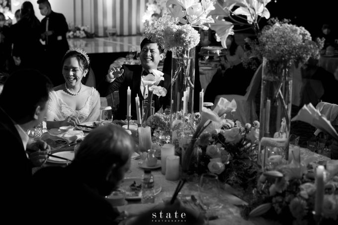 Wedding - Welly & Laura by State Photography - 044