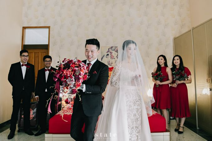 Wedding - David & Yenny Part 01 by State Photography - 016