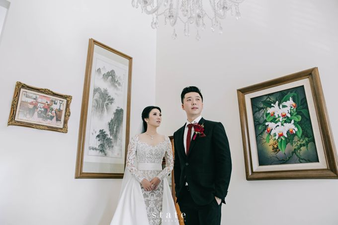 Wedding - David & Yenny Part 01 by State Photography - 021