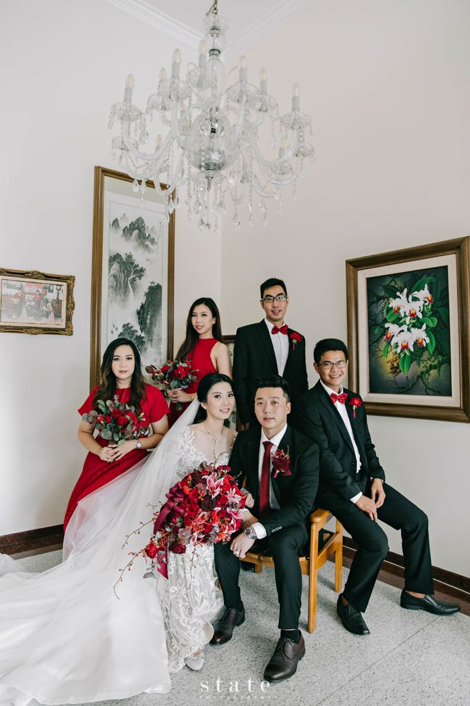 Wedding - David & Yenny Part 01 by State Photography - 023
