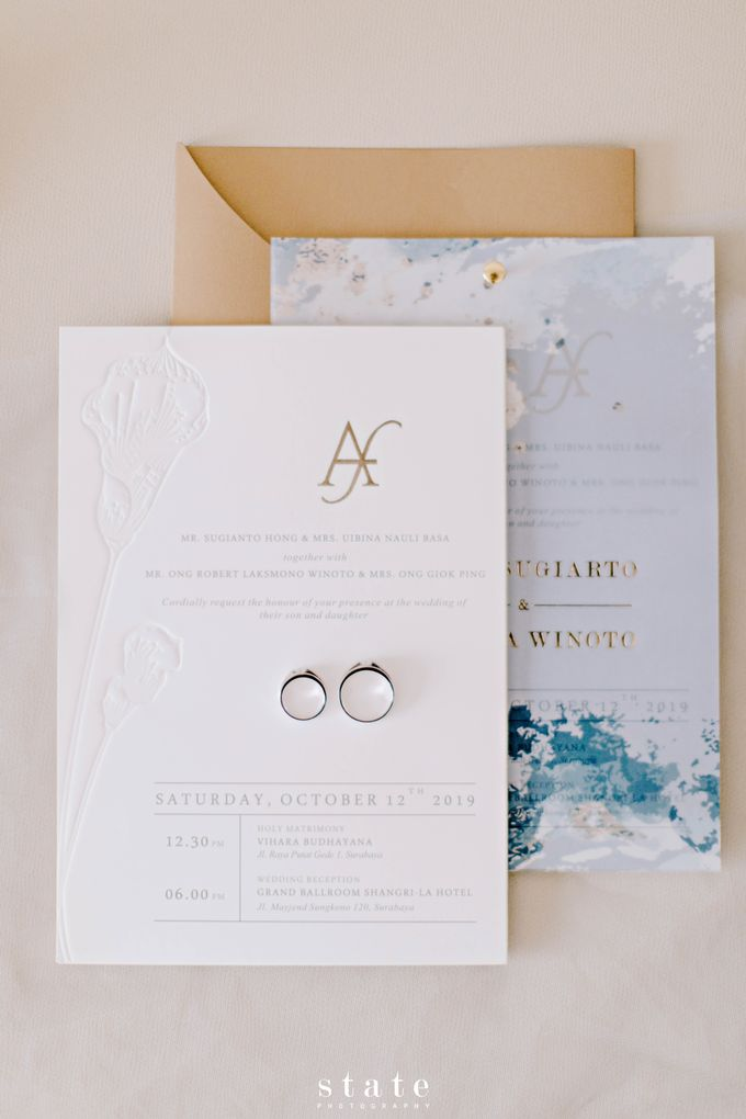 Wedding - Andy & Felita by State Photography - 001