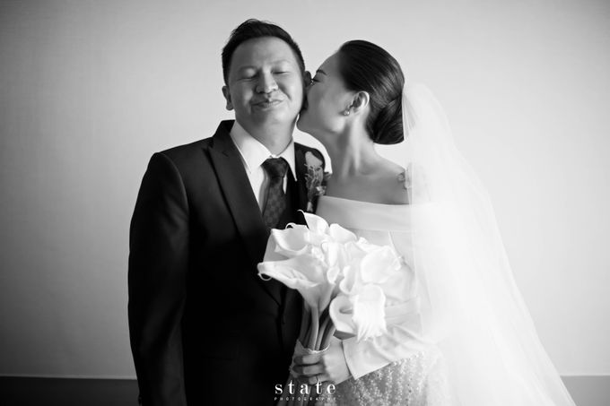 Wedding - Timothy & Devina Part 01 by State Photography - 029