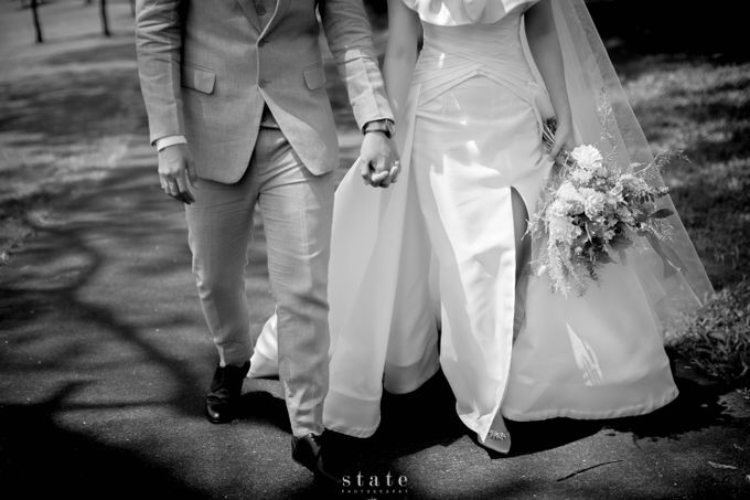 Wedding - Davy & Gaby Part -2 by State Photography - 018