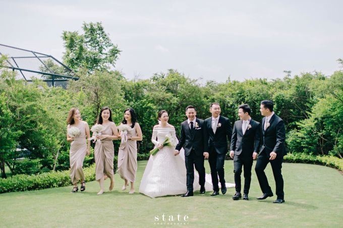 Wedding - Timothy & Devina Part 01 by State Photography - 036