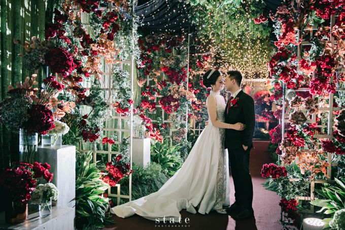 Wedding - David & Yenny Part 02 by State Photography - 027