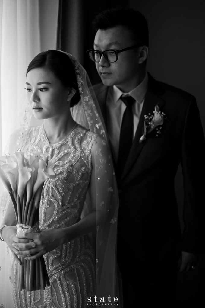 Wedding - Andy & Felita by State Photography - 043