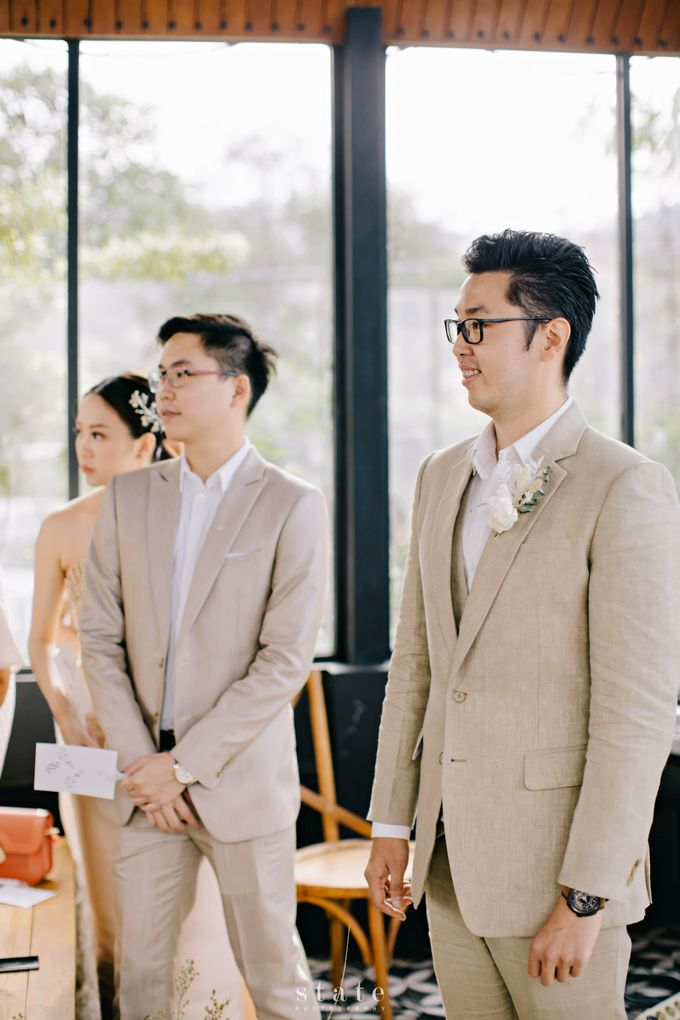 Wedding - Davy & Gaby Part -2 by State Photography - 027