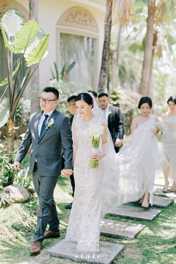 Wedding - Andy & Felita Part 02 by State Photography - 003