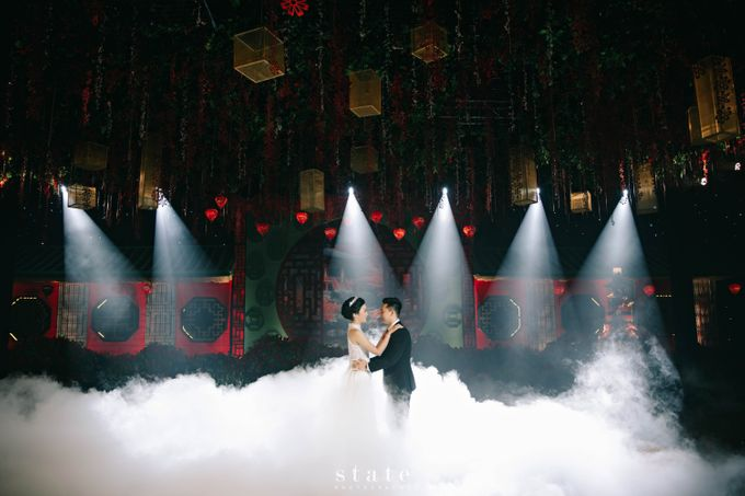 Wedding - David & Yenny Part 02 by State Photography - 035
