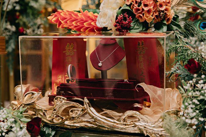 Engagement of Yosua & Sabrina by FROST Event Designer - 005