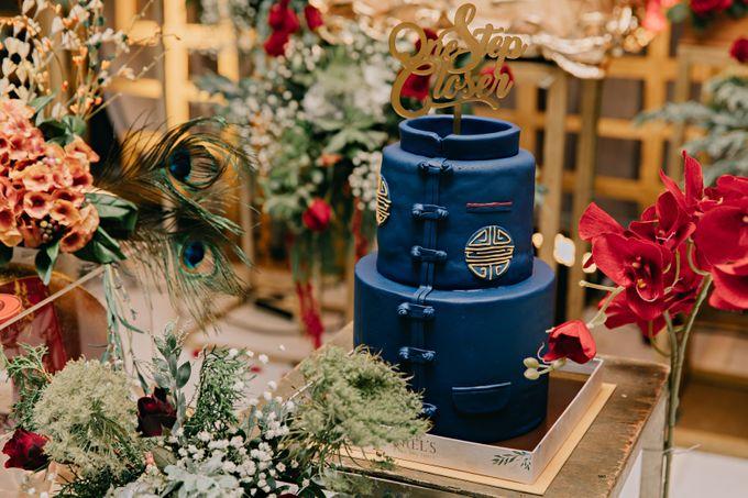 Engagement of Yosua & Sabrina by FROST Event Designer - 006