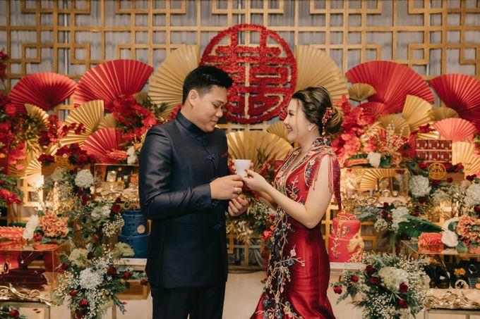 Engagement of Yosua & Sabrina by FROST Event Designer - 019