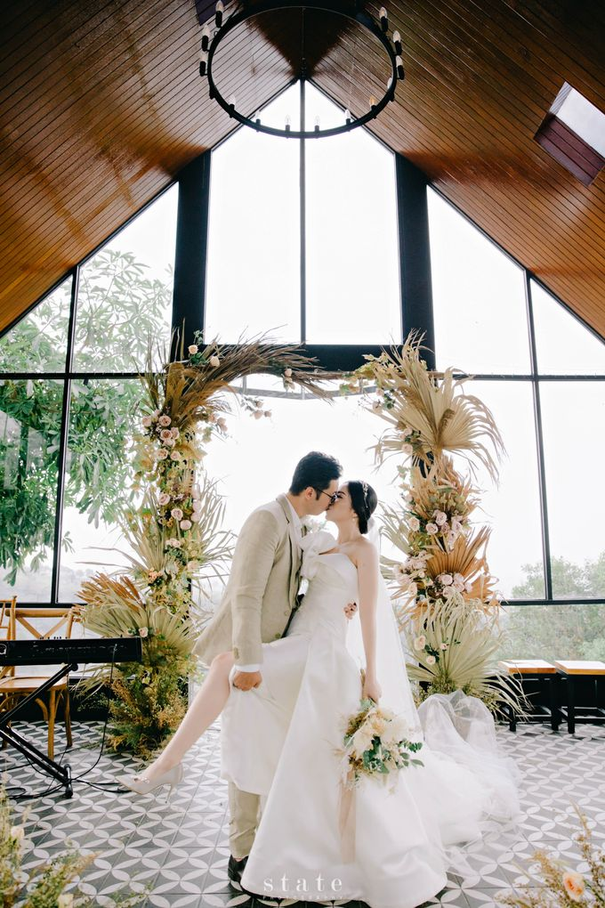 Wedding - Davy & Gaby Part -2 by State Photography - 045