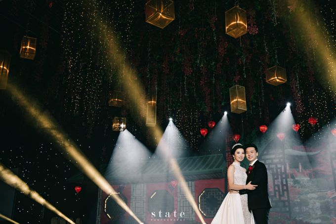Wedding - David & Yenny Part 02 by State Photography - 017