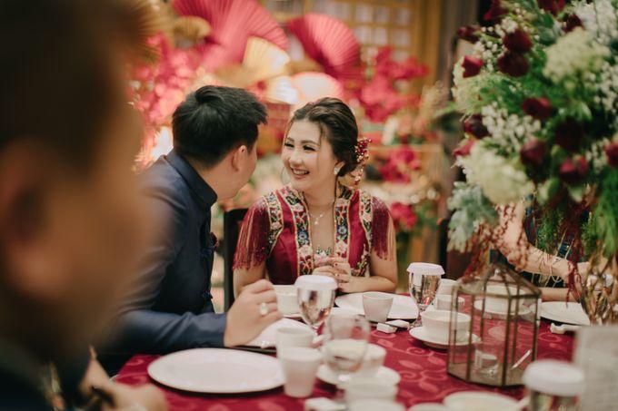Engagement of Yosua & Sabrina by FROST Event Designer - 023