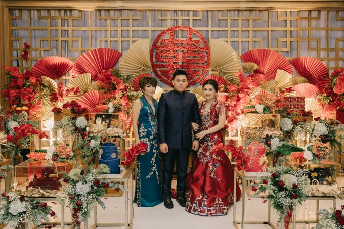 Engagement of Yosua & Sabrina by FROST Event Designer - 032