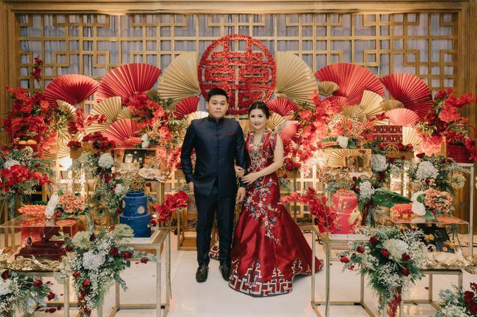 Engagement of Yosua & Sabrina by FROST Event Designer - 033