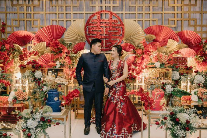 Engagement of Yosua & Sabrina by FROST Event Designer - 034