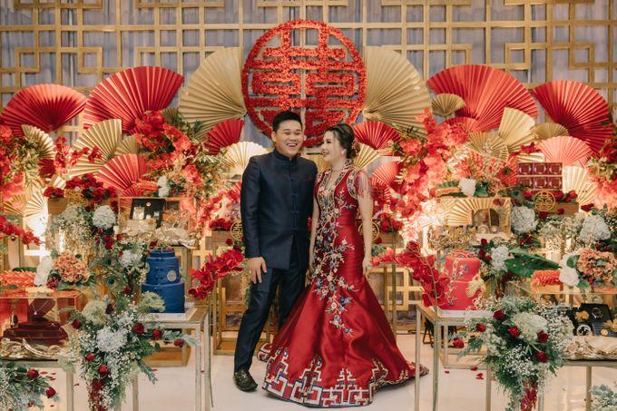 Engagement of Yosua & Sabrina by FROST Event Designer - 035