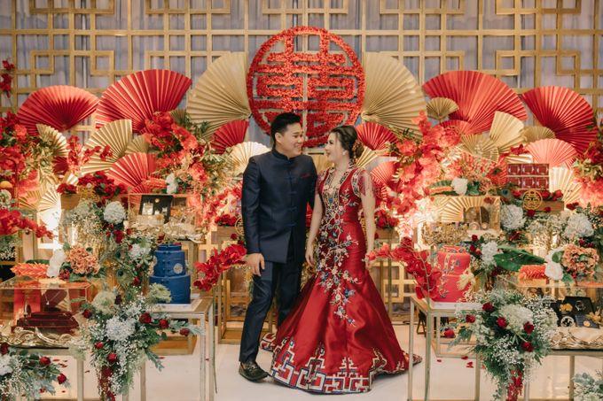 Engagement of Yosua & Sabrina by FROST Event Designer - 036