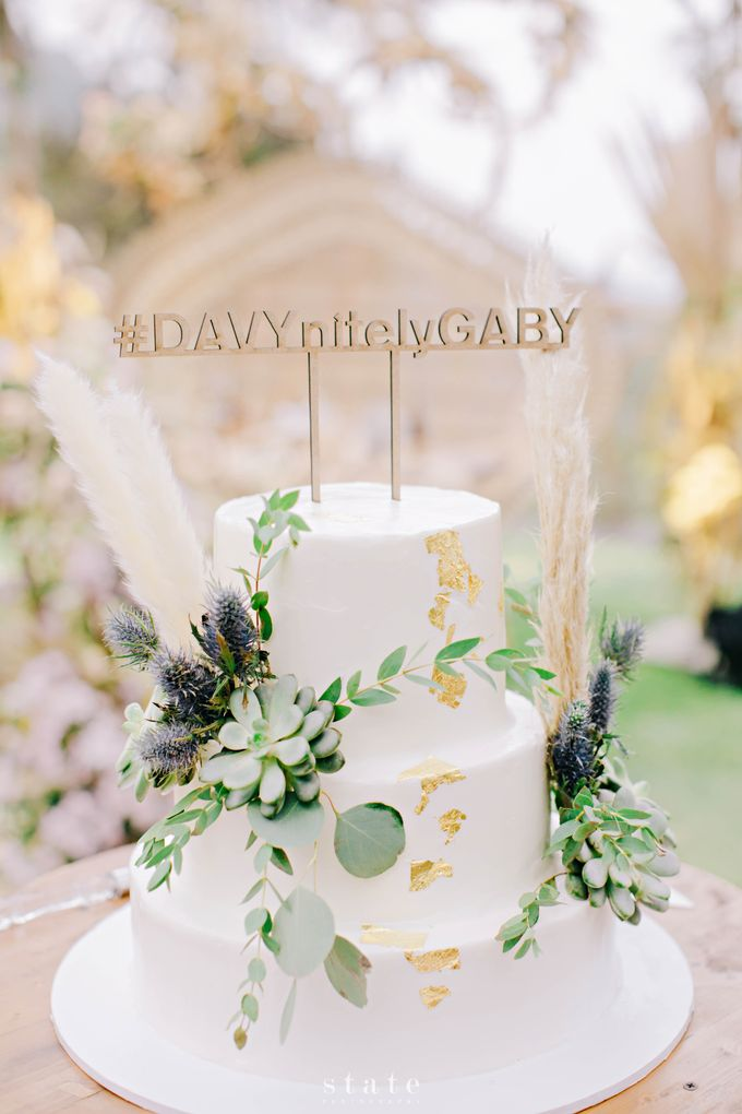 Wedding - Davy & Gaby Part -3 by State Photography - 003