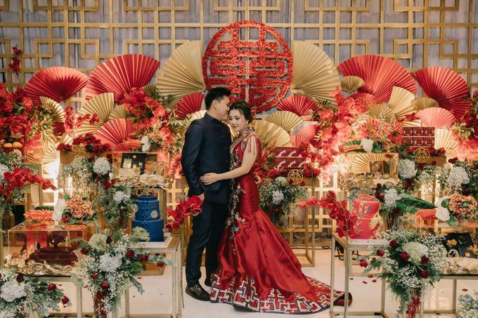 Engagement of Yosua & Sabrina by FROST Event Designer - 039