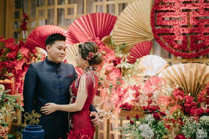 Engagement of Yosua & Sabrina by FROST Event Designer - 042