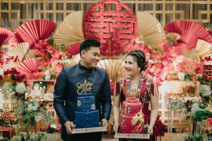Engagement of Yosua & Sabrina by FROST Event Designer - 045