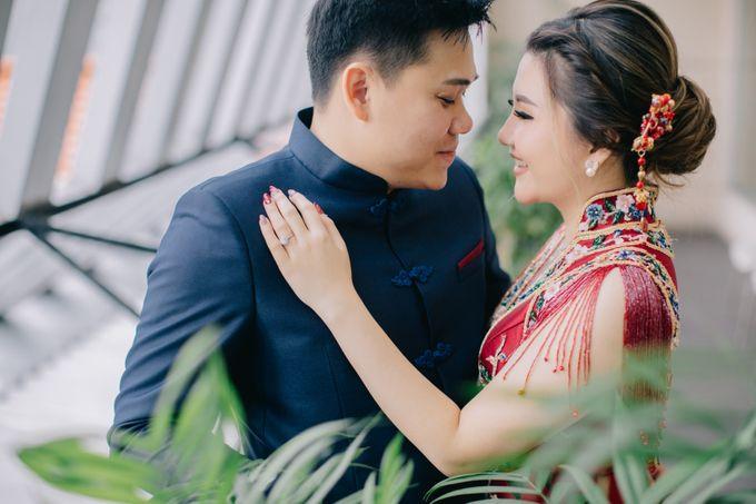 Engagement of Yosua & Sabrina by FROST Event Designer - 048