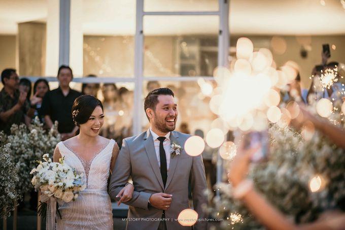 Wedding - Ricky Marlene by Malaka Hotel Bandung - 018