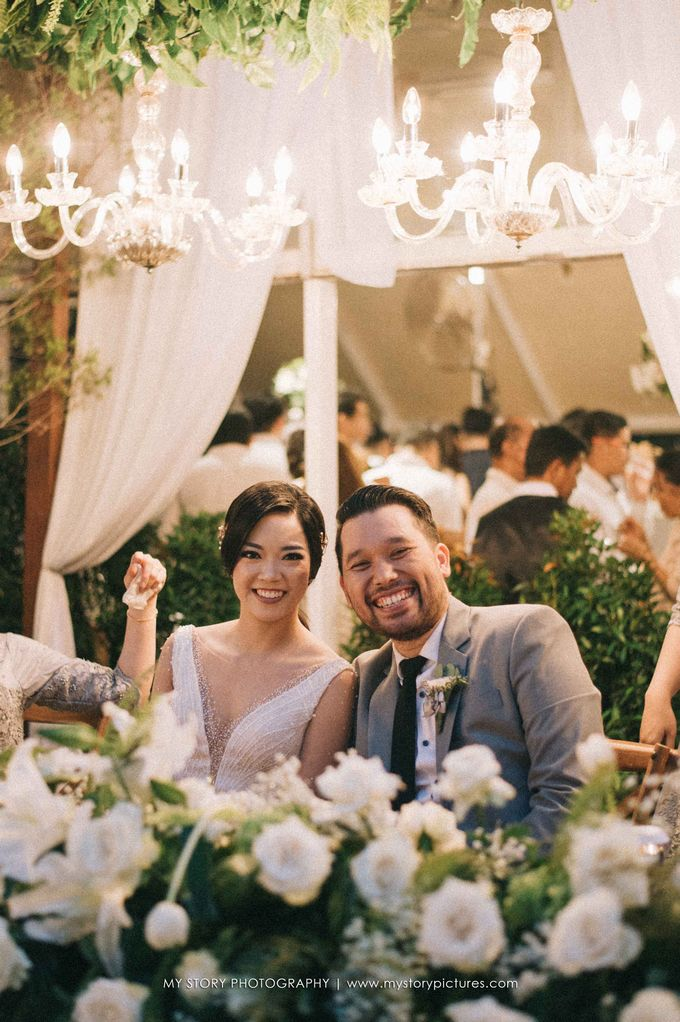 Wedding - Ricky Marlene by Malaka Hotel Bandung - 019