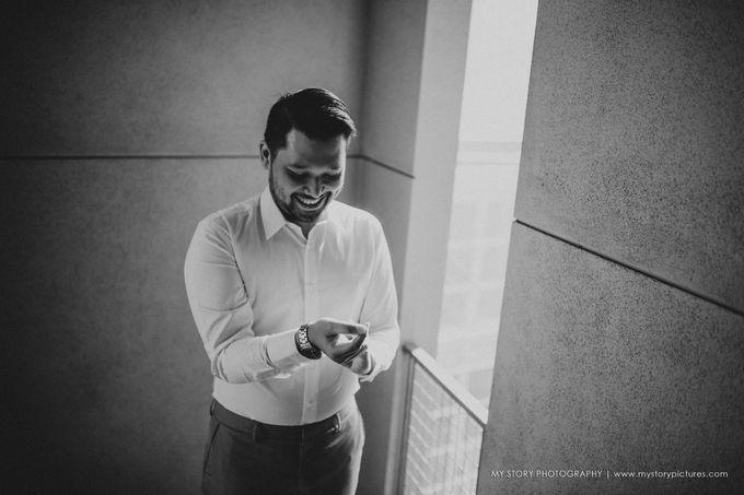 Wedding - Ricky Marlene by Malaka Hotel Bandung - 001