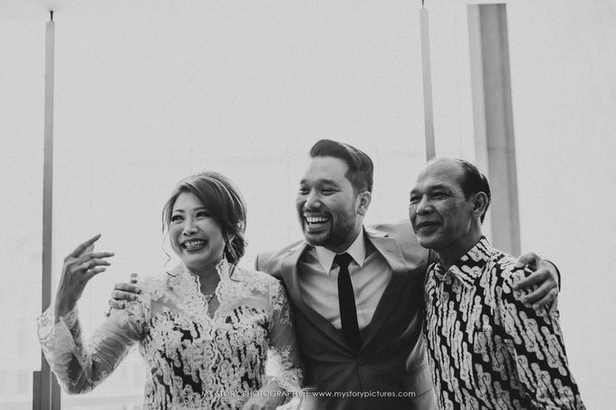 Wedding - Ricky Marlene by Malaka Hotel Bandung - 002