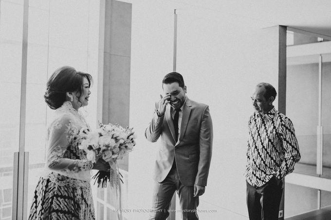 Wedding - Ricky Marlene by Malaka Hotel Bandung - 003