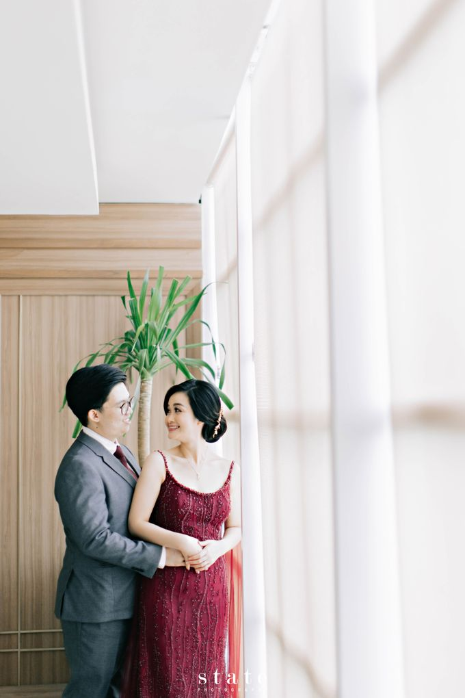 Engagement - Lucky & Deisy by State Photography - 030