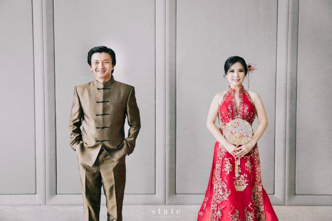 Engagement - Hendra & Melissa by State Photography - 011