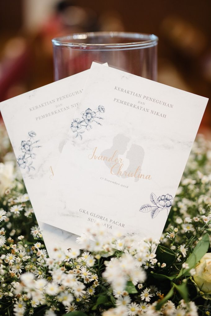 The wedding of Ivander & Christina by LUNETTE VISUAL INDUSTRIE - 044