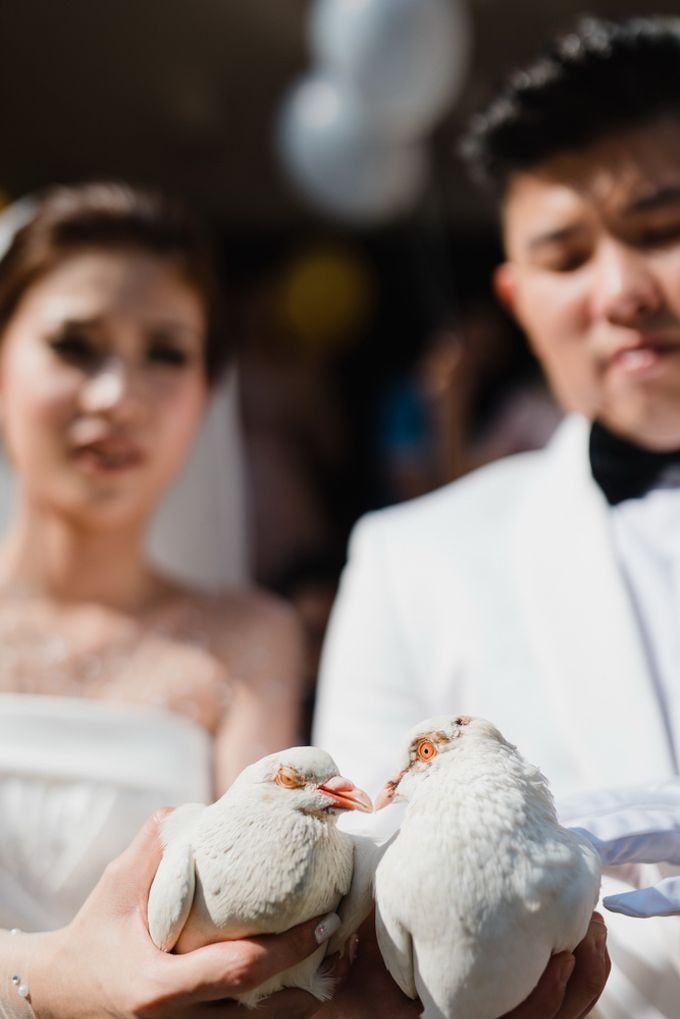 The wedding of Ivander & Christina by LUNETTE VISUAL INDUSTRIE - 033