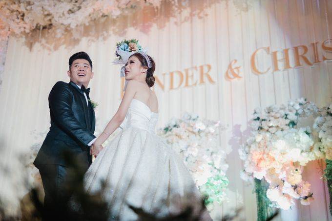 The wedding of Ivander & Christina by LUNETTE VISUAL INDUSTRIE - 036