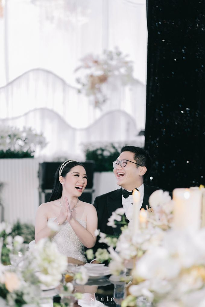 Wedding - Kevin & Lilian by State Photography - 021