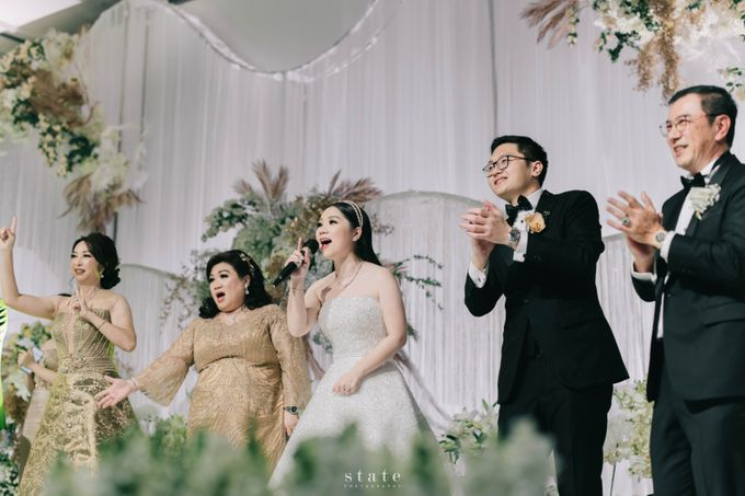 Wedding - Kevin & Lilian by State Photography - 024