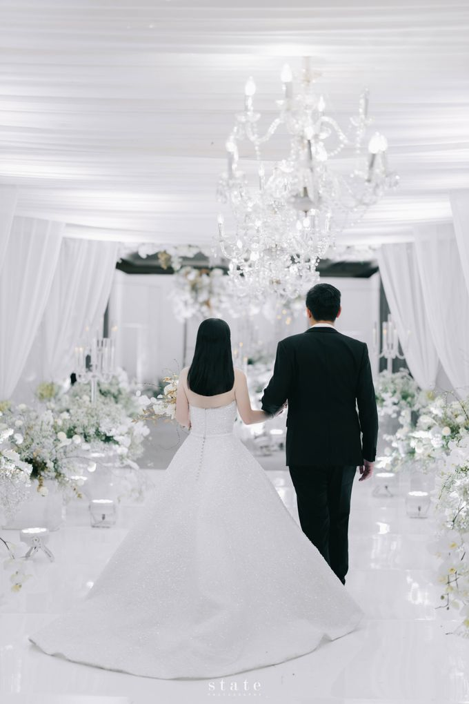 Wedding - Kevin & Lilian by State Photography - 028