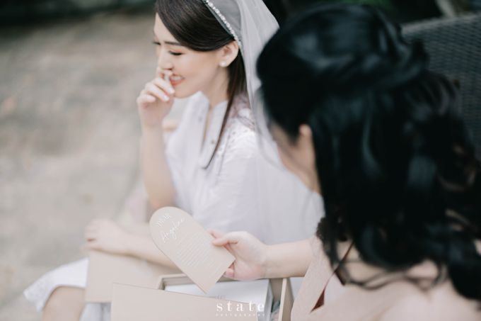 Wedding - Billy & Sharon by State Photography - 009
