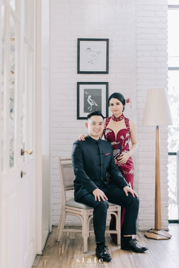 Engagement - Ryo & Vivian by State Photography - 018