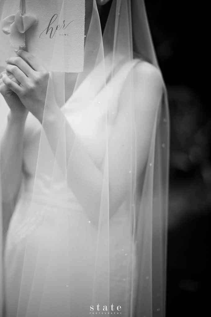 Wedding - Billy & Sharon by State Photography - 021