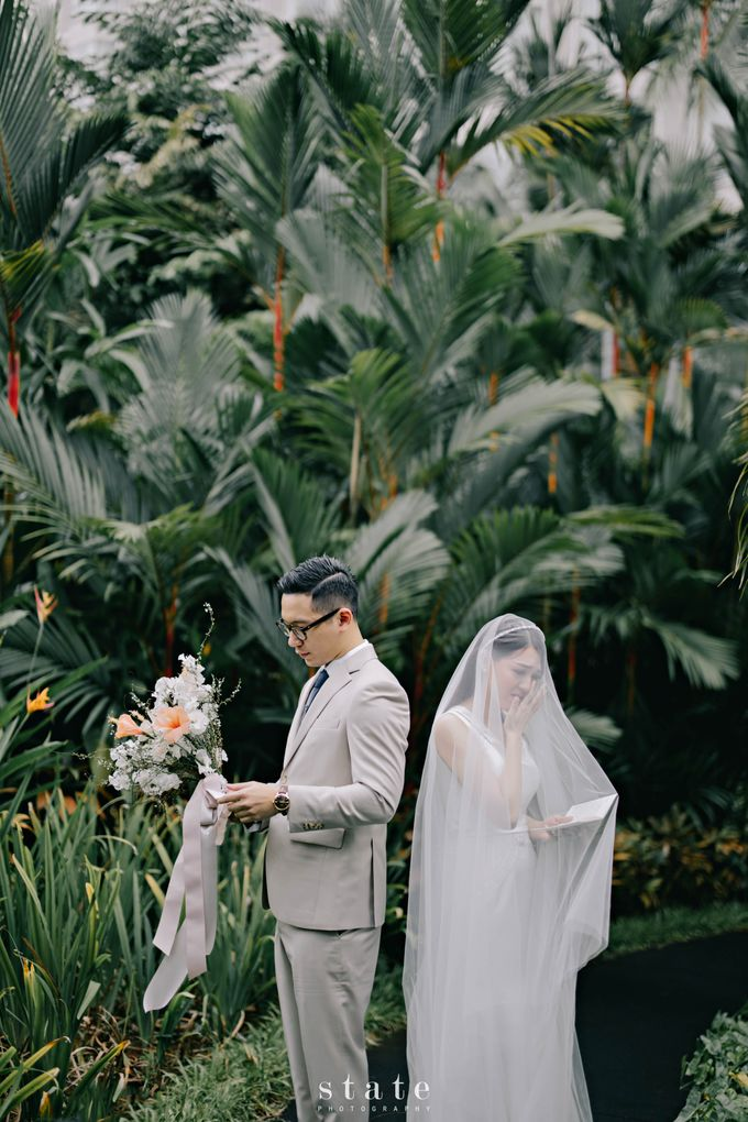 Wedding - Billy & Sharon by State Photography - 023